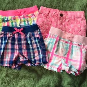 4 pack of shorts